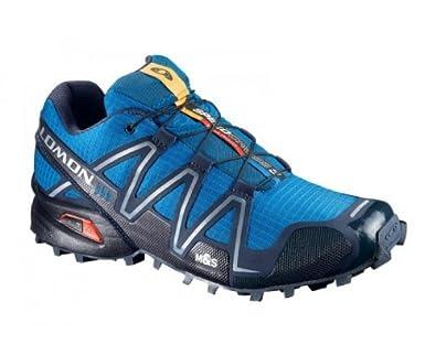promo code 325d9 f8a4d Salomon Speedcross 3 Running Shoe Mens blue blue Size 12.5