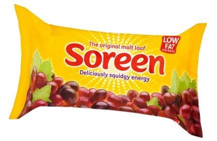 Bundle of 7 Soreen Malt Loaf Low fat 190g x 7 Packs Expire Jan 2019 Delivers 3-5 Days USA