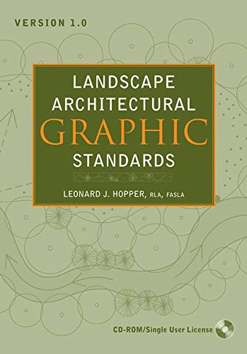 Landscape Architectural Graphic Standards, 1.0 CD-ROM