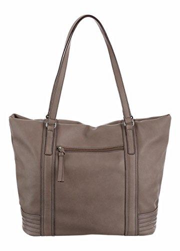 TamarisCRIZIA Shopping Bag - Shopper Mujer Taupe