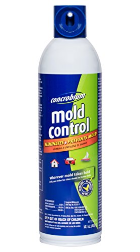 Concrobium 027/400 Mold Control Aerosol, 14 oz (Mold Treatment)