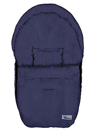 Altabebe AL2610-01 - Saco para asiento de coche, color azul marino