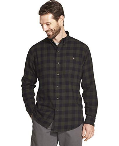 Flannel Good - Dam Good Supply Co Men's Long Sleeve Flannel Shirt 2XLT 2X-Large Tall Rosin 1