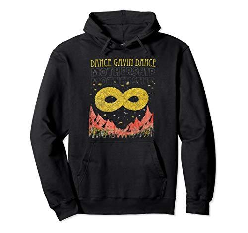 Dance Gavin Dance Mothership graphic design T-Shirt ()