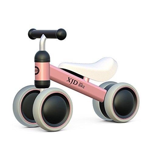 Buy Bargain XJD Baby Balance Bikes Bicycle Children Walker Toddler Bike 10-24 Months Toys for 1 Year...