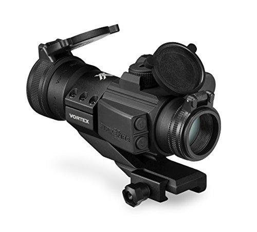 Vortex Optics StrikeFire 2 Red/Green Dot Sight with Cantilever Mount (SF-RG-501) and FREE Vortex Lens Pen by Vortex Optics (Image #2)
