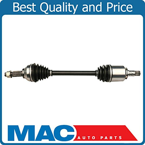 (CV DRIVE AXLE SHAFT FRONT LEFT DRIVER SIDE LEXUS GS300 GS350 IS250 IS350 AWD)