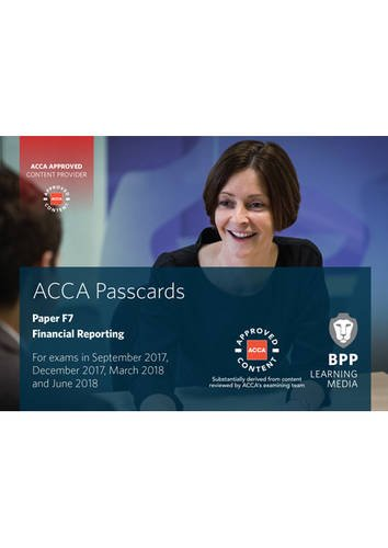 Download ACCA F7 Financial Reporting: Passcards pdf