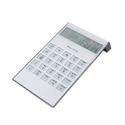 Elegante Mesa World Time - Calculadora con función de, color ...