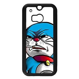 Doraemon Smoking Cool Fashion Hard Phone Case for Htc One M8