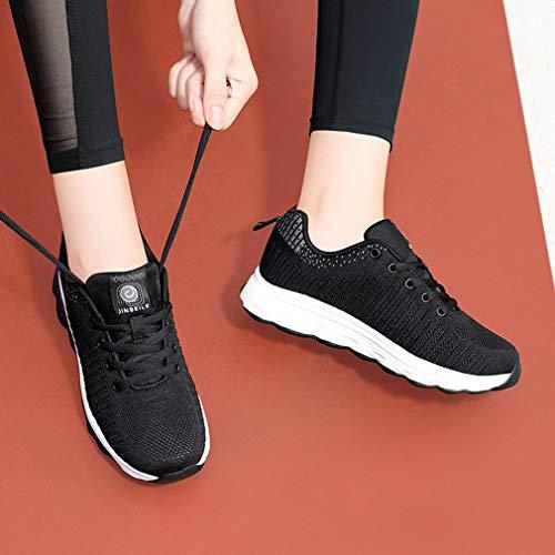 Jogging Antiscivolo Sportive Un Corsa Yan Absorbing Shock Casual Scarpe Atletiche Fitness Donna Ginnastica Da TXxS7qw0