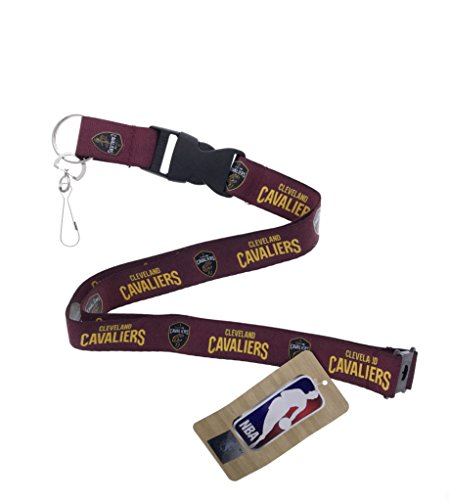 PSG INC Lanyard with Clip Cavs (Cavaliers)