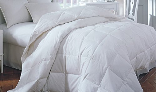 Over-sized for Pillowtop - Down and Feather - 95/5 -Thick Heavy Fill - Comforter - King 110 x 96 - 108 OZ - Exclusively by Blowout Bedding RN #142035