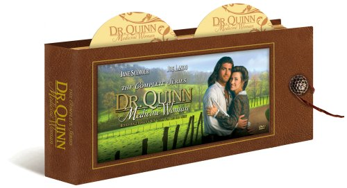 Dr. Quinn, Medicine Woman: The Complete Series Megaset by A&E