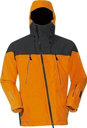 check out 50564 15fce Mammut Nirvana limited XCR Jacket pumpkin/carbon S: Amazon ...