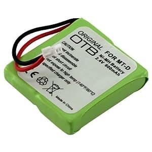 Batería 600mAh para Medion Life S63022 S63006 MD 82772 82877 81877