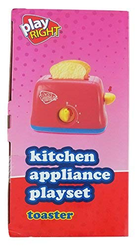 Play Right Kitchen Appliance Playset Toaster by Play Right (Image #2)