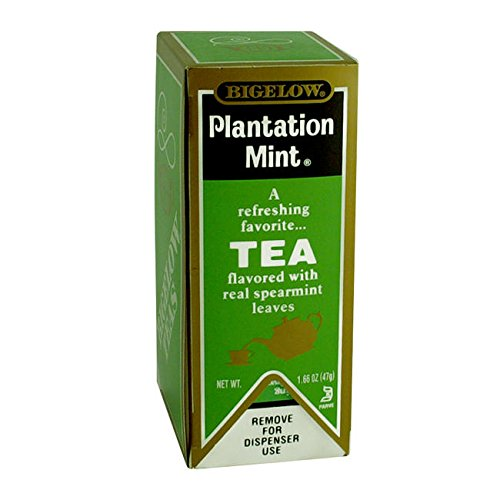 Bigelow 10344 Plantation Mint Tea product image
