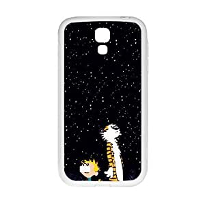 Dark night star boy and tiger Cell Phone Case for Samsung Galaxy S4