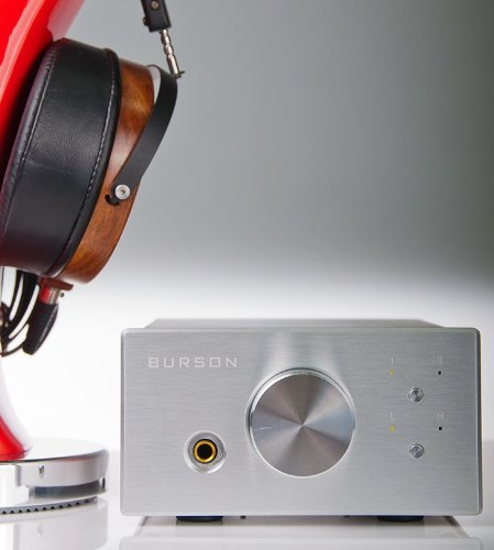 Burson Audio Soloist SL MK2 Headphone Amplifier