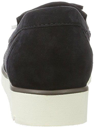 Gabor Shoes Fashion, Mocasines para Mujer Azul (pazifik kombi 18)
