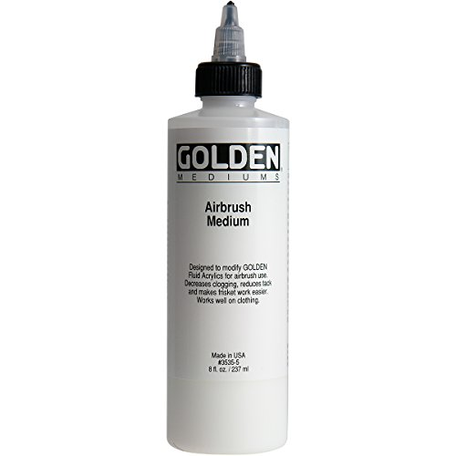 (Golden Airbrush Medium 8oz)