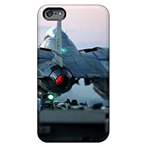 iphone 5 / 5s Customized mobile phone carrying cases pictures covers catapult take off