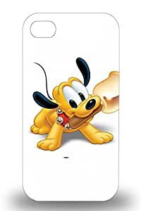Disney Pluto Mickey Mouse And Donald Duck Faithful Dog Fashion Tpu 4/4s 3D PC Case Cover For Iphone ( Custom Picture iPhone 6, iPhone 6 PLUS, iPhone 5, iPhone 5S, iPhone 5C, iPhone 4, iPhone 4S,Galaxy S6,Galaxy S5,Galaxy S4,Galaxy S3,Note 3,iPad Mini-Mini 2,iPad Air )