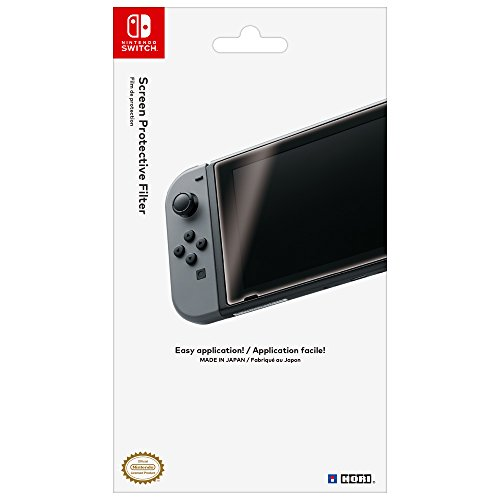 Buy cheap hori officially licensed screen protective filter for nintendo switch