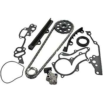 Amazon Com Itm Engine Components 053 94000hd Timing Chain Set For