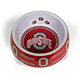 Sporty K9 Ohio State Dog Bowl, Large, My Pet Supplies