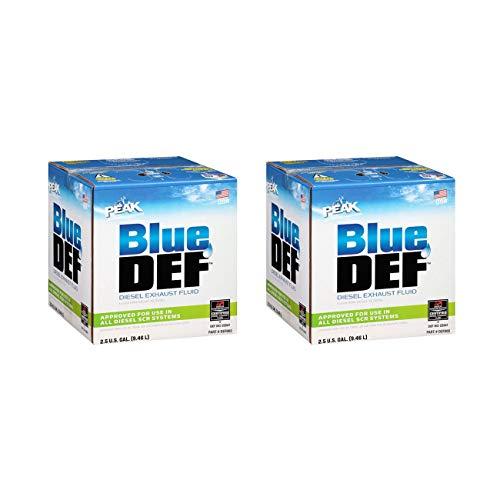 Price comparison product image Blue Def DEF002-2PK Diesel Exhaust Fluid,  2.5 gallon,  2 Pack