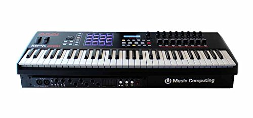 Music Computing ControlBLADE 5 Pro MAC – computer-based keyboard production station by Music Computing