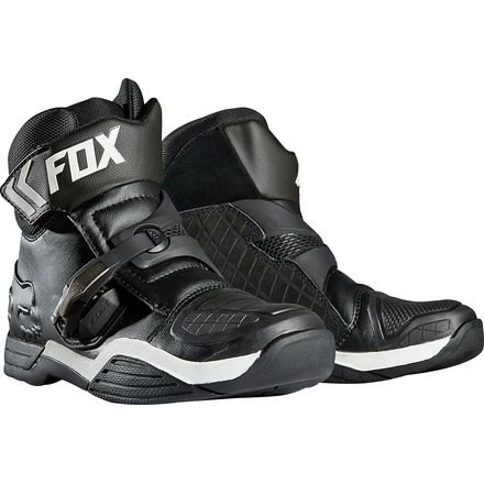 (Fox Racing Sports Men's Off-Road Motorcycle Boots - Black/Size 11)