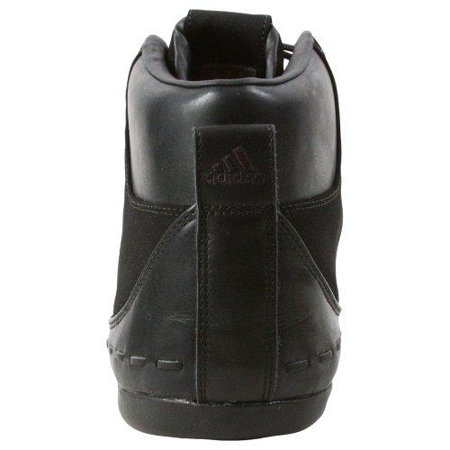 Chaussures Hommes Casual 9 Hommes Adidas De Lux Noir Adidas Mid nvx0wHnS