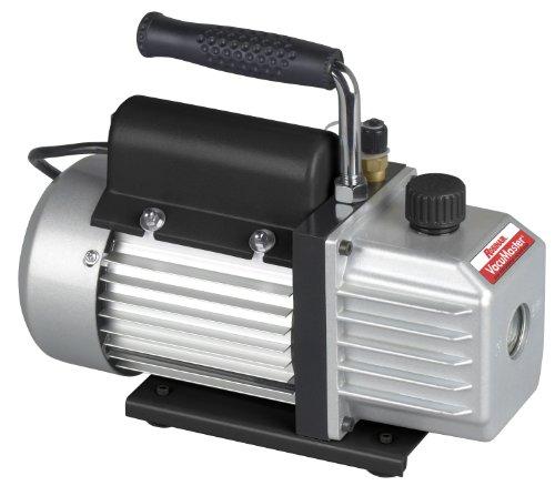 Robinair (15115 VacuMaster Single Stage Vacuum Pump - Single-Stage, 1.5 CFM (Vacuum Pump Robinair)