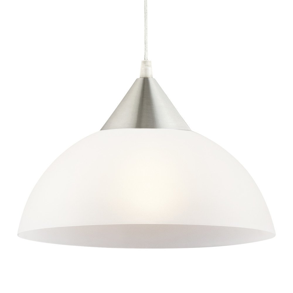 Globe Electric 64413 Pendant Lighting 11 Inch White by Globe Electric (Image #2)