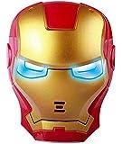 Wanna Party Iron Man Mask Light Up (Red)