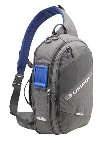 Umpqua Steamboat 1200 ZS Fly Fishing Sling Pack Granite