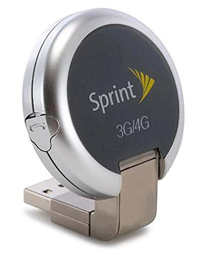 Sierra Wireless 4G Aircard 250U4G Wireless Modem Silver - Sprint (Wireless Sierra Aircard)