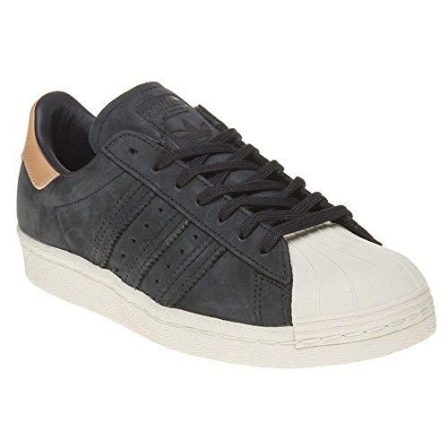 80s Black Leather - 1