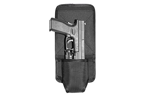 Bed Holster Defender LIGHT Crossfire Security Home Protection Bedside Conceal by Crossfire Elite
