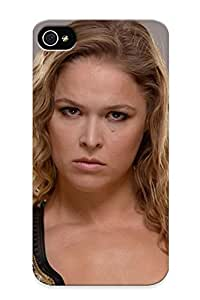 Hot Snap-on Ronda Rousey Ufc Mma Mixed Martial Sexy Babe Blonde Extreme (55) Hard Cover Case/ Protective Case For Iphone 4/4s