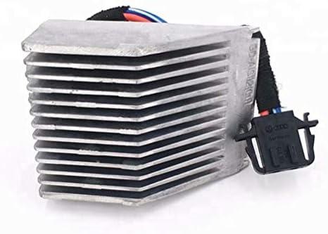 Resistencia del motor del ventilador del calefactor del A/C ...