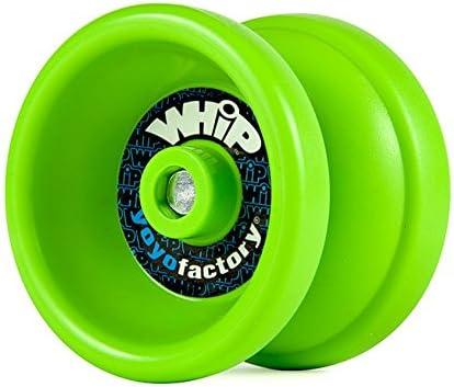 Color YoYoFactory WHiP Ball Bearing Professional Trick YoYo Black