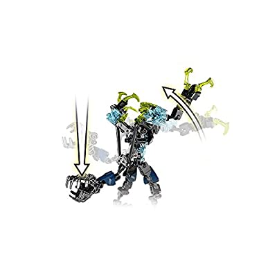 LEGO Bionicle Storm Beast (71314): Toys & Games
