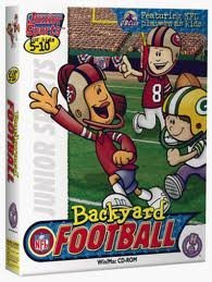 NFL Backyard Football/soccer