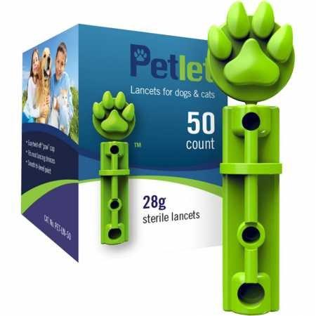 PETigree PetLet Lancets (50 count)