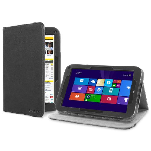 Cover-Up Toshiba Encore (8) Tablet Version Stand Cover Case - Black