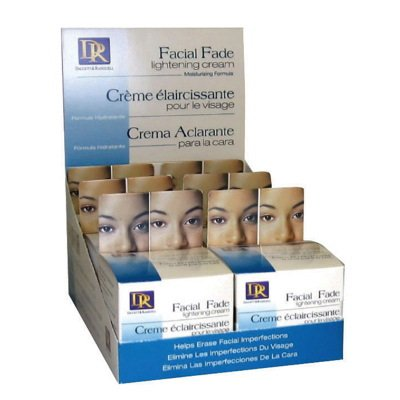 Daggett & Ramsdell Facial Fade Lightening Cream 1.5 oz. (Pack of 6) (Fade Facial Cream)